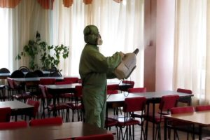ДЕЗИНФЕКЦИЯ ТОЧЕК ОБЩЕПИТА В Брянске