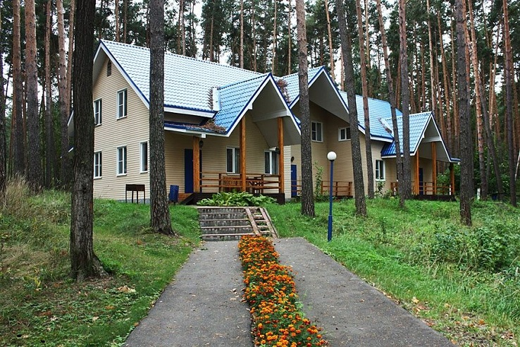Пансионаты и дома отдыха в Брянске